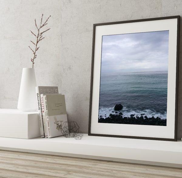 Australian Rocky Beach Dawn